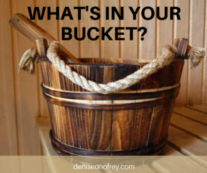 "How to use ""The Bucket"""